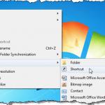 01 create a new shortcut thumb1