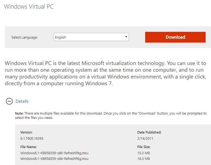 1607556949 33 Comment utiliser le mode XP sous Windows 7