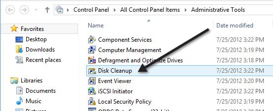 1607626300 778 Comment executer le nettoyage de disque dans Windows 10