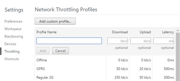 1607705455 957 Comment simuler une connexion Internet lente pour le test