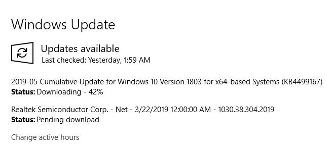 1607728754 684 Windows 10 recherche les mises a jour pour toujours