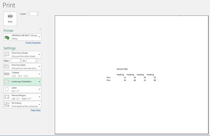 1607853191 527 Centrez vos donnees de feuille de calcul dans Excel pour