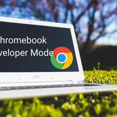 Qu'est-ce que le mode développeur Chromebook et quelles sont ses utilisations?