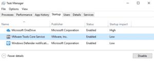 1608678074 379 Effectuer un demarrage propre sous Windows 7810