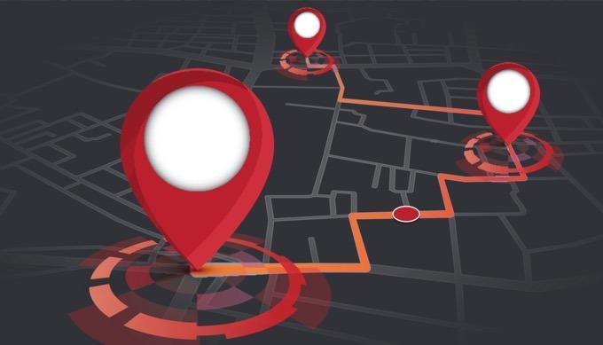 4  applications de localisation en direct
