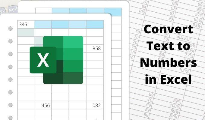 5 facons de convertir du texte en nombres dans