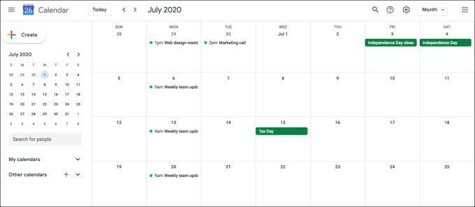 5 facons dobtenir Google Agenda sur votre bureau