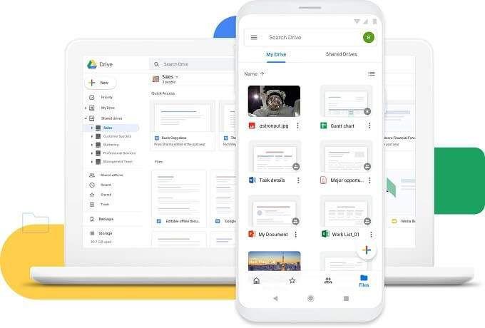 5 facons dont Google Drive Desktop peut vous garder plus