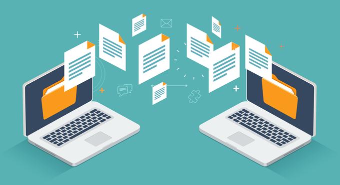 5 facons simples de transferer des fichiers entre ordinateurs sur