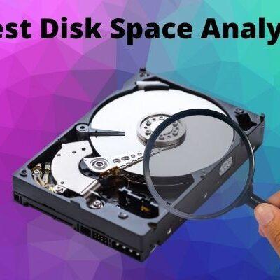 6 meilleurs analyseurs d'espace disque pour trouver des archives perdues