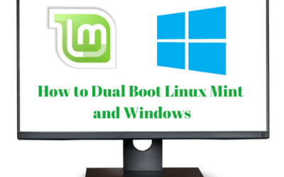 Comment Dual Boot Linux Mint et Windows