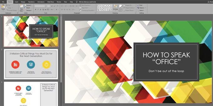 Comment ajouter des numeros de diapositives a une presentation PowerPoint