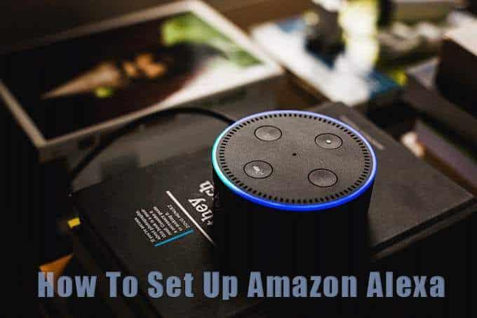 Comment configurer Amazon