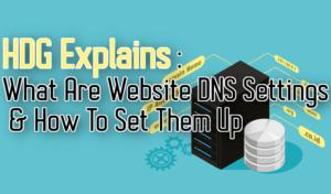 Comment configurer les parametres de configuration DNS du site Web
