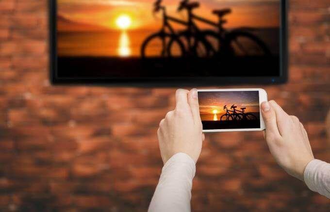 Comment connecter un telephone ou une tablette a votre televiseur