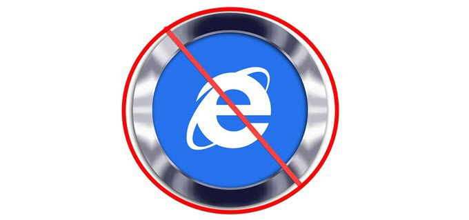 Comment empecher Internet Explorer dacceder a Internet