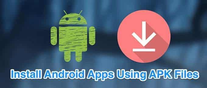 Comment installer des applications Android a laide du fichier APK