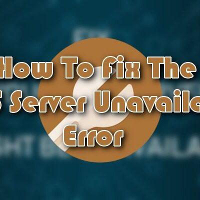 Comment réparer l'erreur «Serveur DNS indisponible»