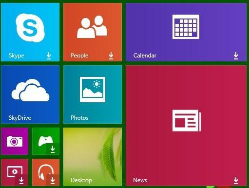 Correction des vignettes Windows 810 Live ne se mettant pas
