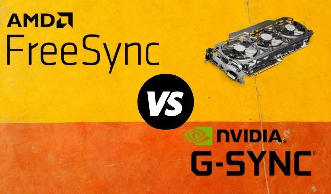 FreeSync vs G Sync la technologie daffichage