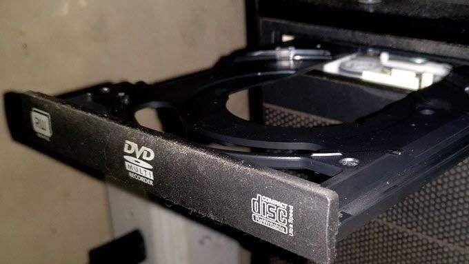Le lecteur DVD ne fonctionne pas?  5 Conseils de dépannage