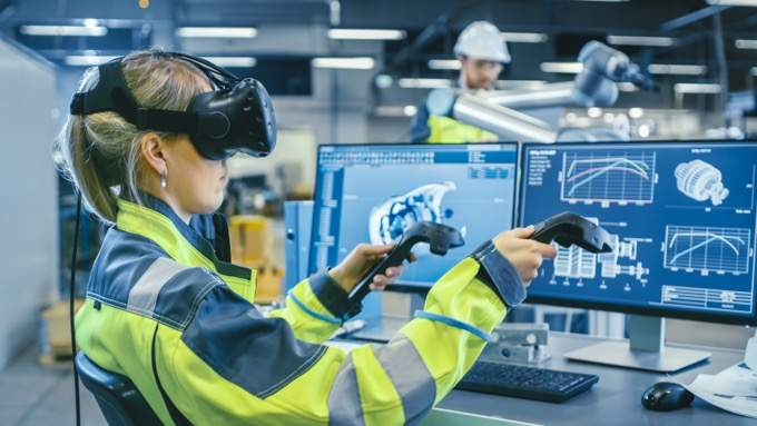 Pouvez vous reellement travailler en VR