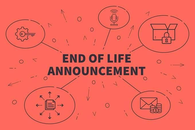 Que signifie la fin de vie des logiciels et devez-vous vous en soucier?
