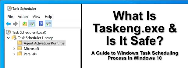 Quest ce que Taskengexe et est il sur