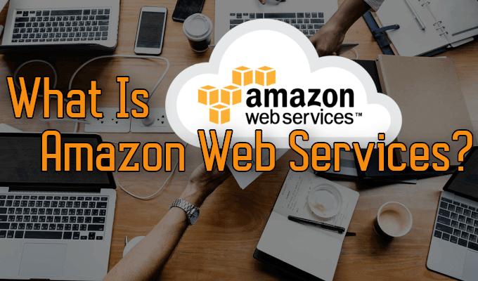 Quest ce que les services Web Amazon AWS