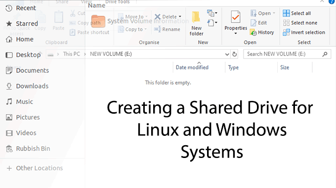 cropped Shared Linux Drive Featured