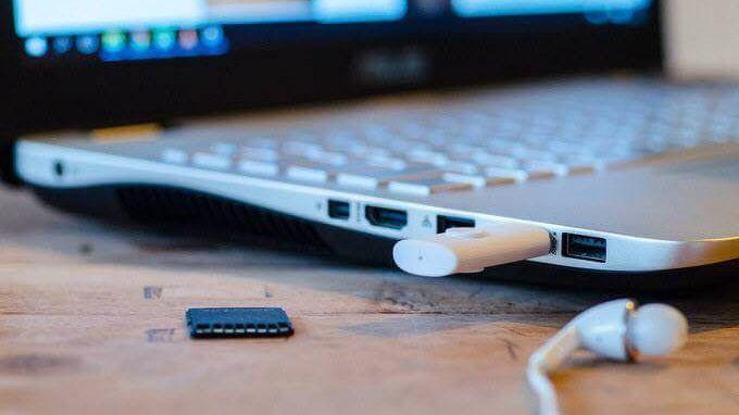 Que faire lorsque votre clé USB ne s'affiche pas