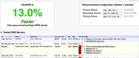 5 utilitaires pour changer les serveurs DNS dans Windows examinés